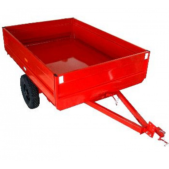 Tecak Prívesný vozík nebrzdený PVT-400 N