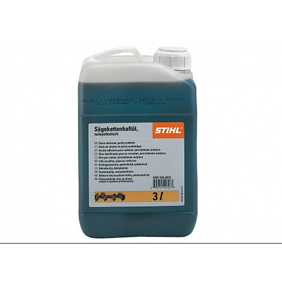 STIHL Adhézny olej  na pílové reťaze 3 l
