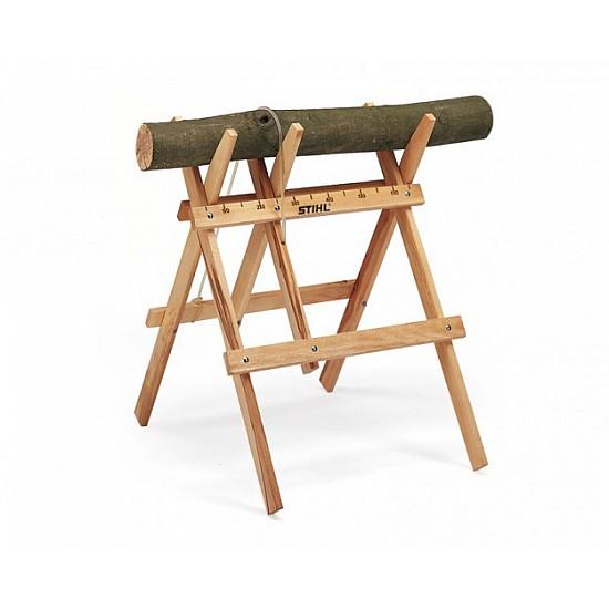 STIHL Drevený kozlík na rezanie dreva
