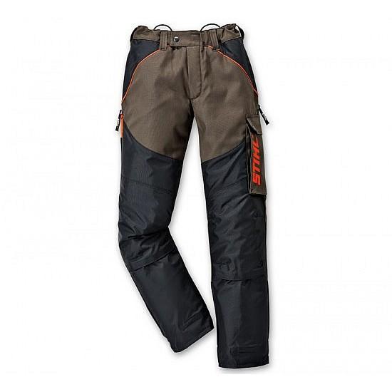 STIHL FS 3PROTECT ochranné nohavice, pre prácu s krovinorezom