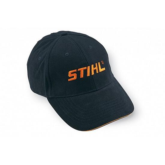 Golf čiapka čierna