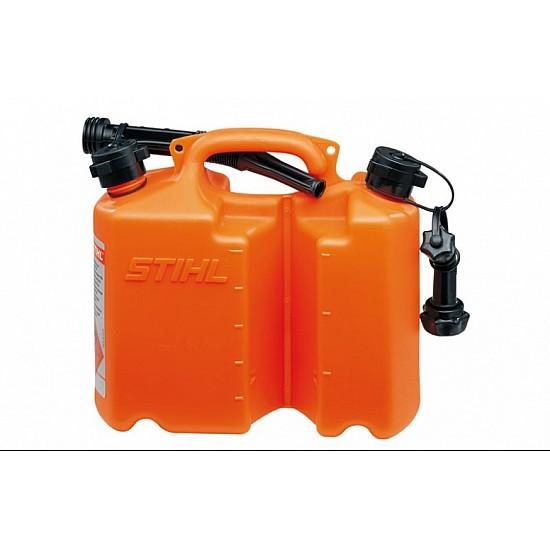 Kombikanister oranžový - štandard