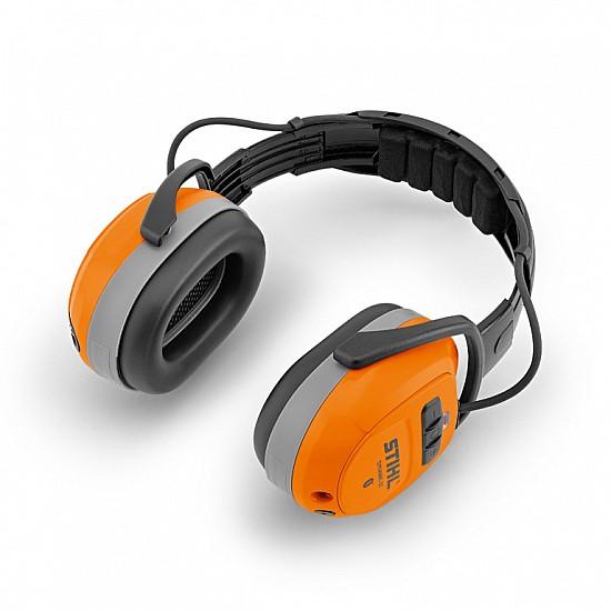 STIHL Mušľové tlmiče na ochranu sluchu Dynamic BT (Bluetooth)
