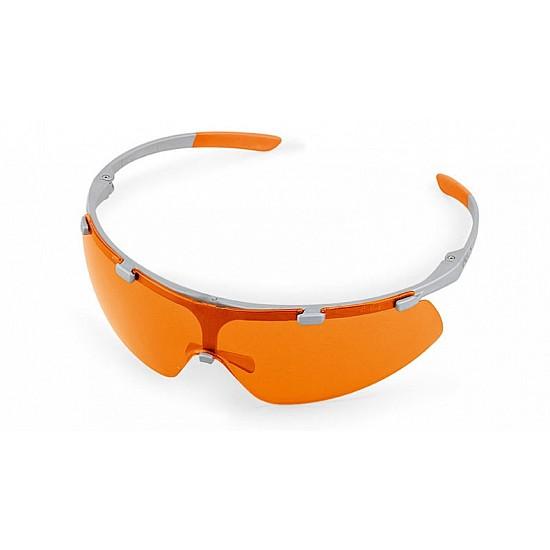 STIHL Ochranné okuliare ADVANCE SUPER FIT, oranžové