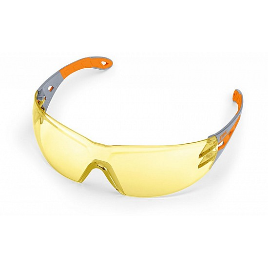 Ochranné okuliare DYNAMIC LIGHT PLUS, žlté