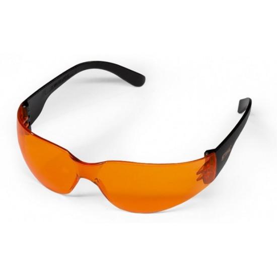 STIHL Ochranné okuliare FUNCTION LIGHT, oranžové