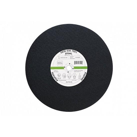 STIHL Rozbrusovací kotúč - Asfalt/kujná liatina ø 350 x 4,0 mm