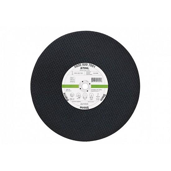 Rozbrusovací kotúč - Oceľ ø 350 x 4,0 mm