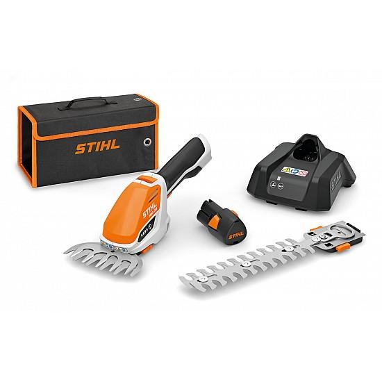 Akumulátorové nožnice STIHL HSA 26 set