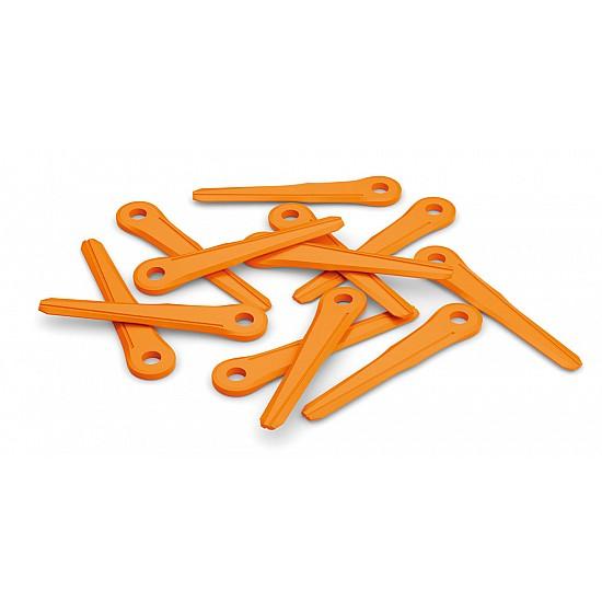 STIHL Sada plastových nožov pre PolyCut 7-3, 27-3 a 47-3