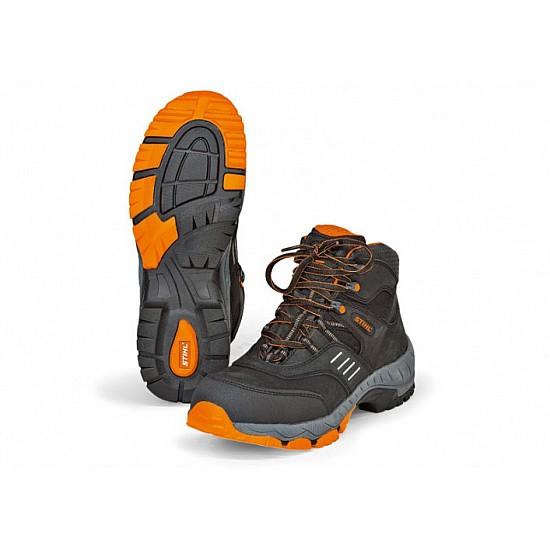 STIHL Worker S3 šnúrovacie bezpečnostné topánky