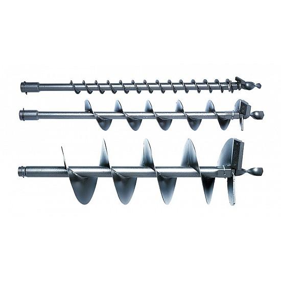 Zemný vrták, pre BT 106, 106 C, 120 C, 121, dĺžka 695 mm 150 mm