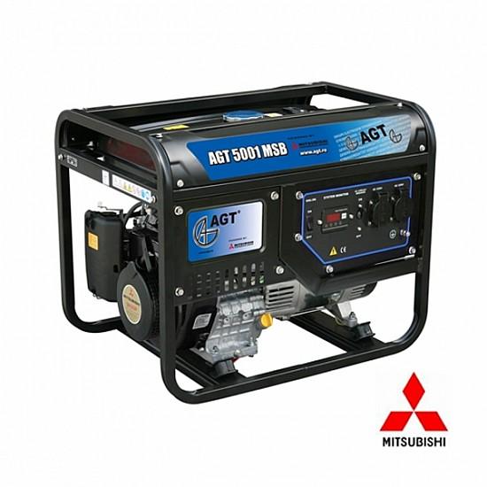 Elektrocentrála AGT 5001 MSB TTL