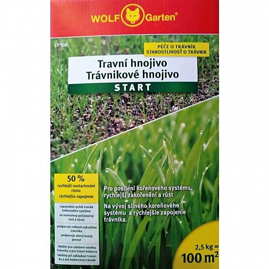 Hnojivo na trávnik WOLF-Garten LY 100 CZ/SK/HR/SLO