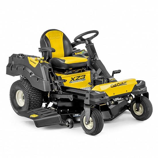 Záhradný traktor CUB CADET XZ3 122 # 122CM KAWA