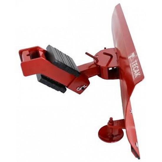Radlica na sneh R-800 k PTR-1 (bez nosiča závažia a závažia)