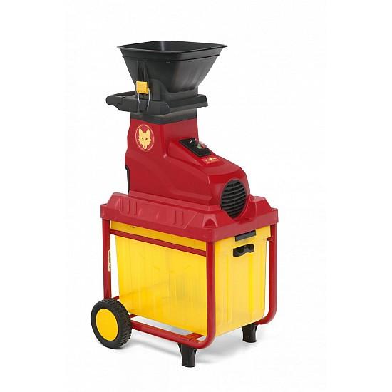 Elektrický drvič WOLF-Garten SDL 2800 EVO # MAX.45MM 2800W